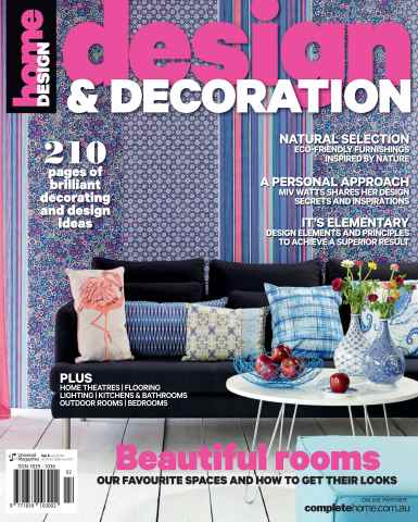 Design and Decoration issue Issue#5 2014