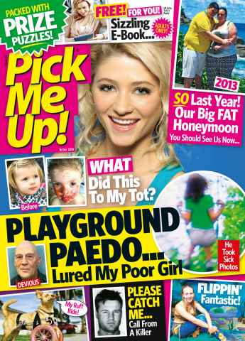 Pick Me Up issue 16th October 2014