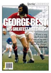 George Best his Greatest Matches issue Sporting Legends - George Best