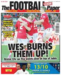 The Football League Paper issue 12th October 2014