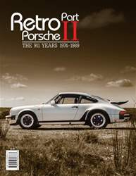Retro Porsche  issue Retro Porsche