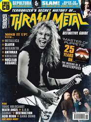 Thrash Metal issue Thrash Metal