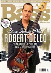 Bass Guitar issue 110 November 2014