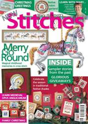 New Stitches issue Issue 259