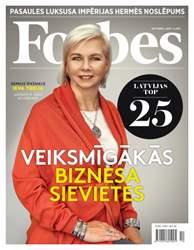 Forbes Oktobris '14 issue Forbes Oktobris '14