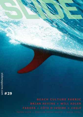 Slide Magazine issue Issue 29