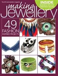 Making Jewellery issue November 2014