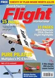 Quiet & Electric Flight Inter issue November 2014