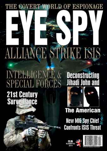 Eye Spy issue Issue 93