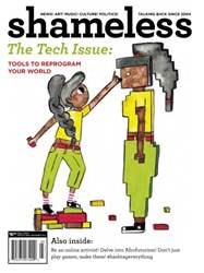 Shameless Magazine issue Fall 2014