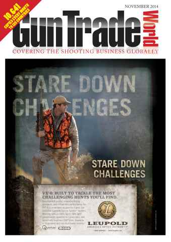 Gun Trade World issue Nov-14