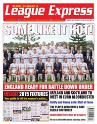 League Express issue 2937