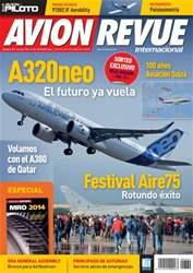Avion Revue Internacional España issue Número 389