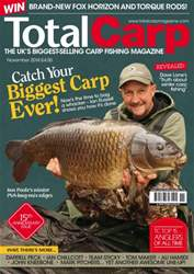 Total Carp issue Nov-14