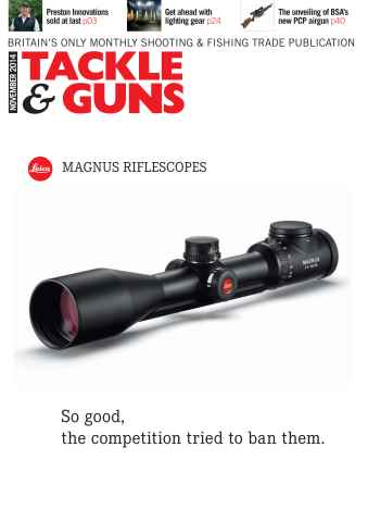 Tackle & Guns issue Nov-14