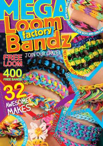 Making Jewellery issue Mega Loom Bandz Factory