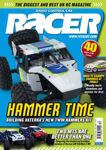 Radio Control Car Racer issue Dec-14