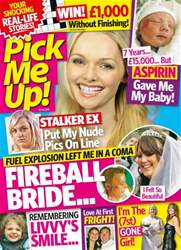 Pick Me Up issue 30th October 2014