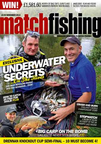 Match Fishing issue Nov-14