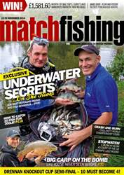 Match Fishing issue Nov-14