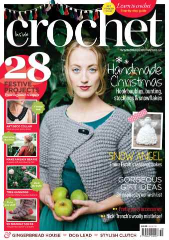 Inside Crochet issue Issue 59