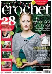 Inside Crochet issue Issue 59