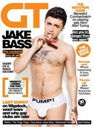 Gay Times issue November 14
