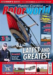 Radio Control Rotor World issue Dec-14