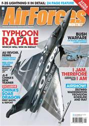 AirForces Monthly issue September 2011