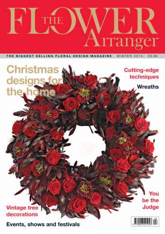The Flower Arranger issue Winter-14