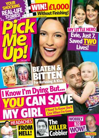 Pick Me Up issue 6th November 2014