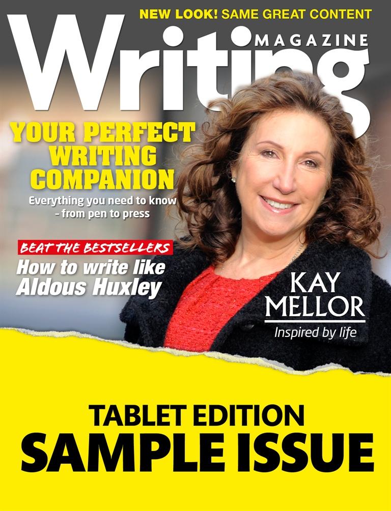 Writing Magazine issue Writing Magazine - Free Sample