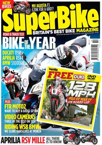 Superbike Magazine issue September 2011