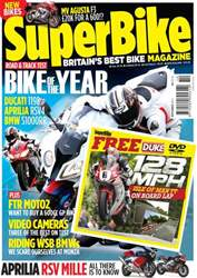 Superbike Magazine issue September 2011