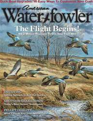American Waterfowler issue Volume V, Issue IV