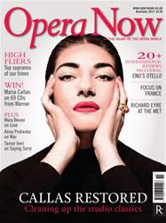 Opera Now issue November 2014
