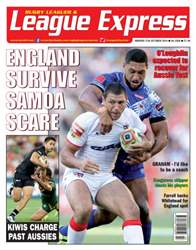 League Express issue 2938