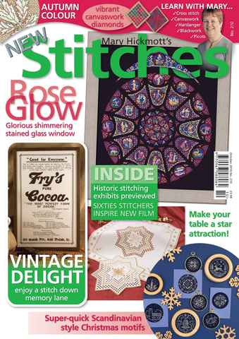New Stitches issue 210