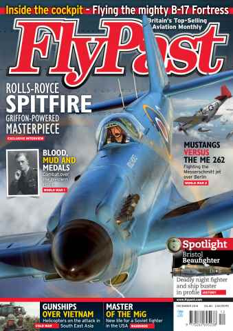 FlyPast issue December 2014