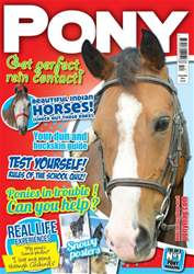 Pony Magazine issue December 2014 - PONY Magazine