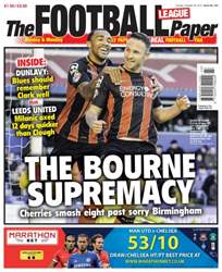 The Football League Paper issue 26th October 2014