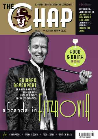 The Chap issue OctNov 14