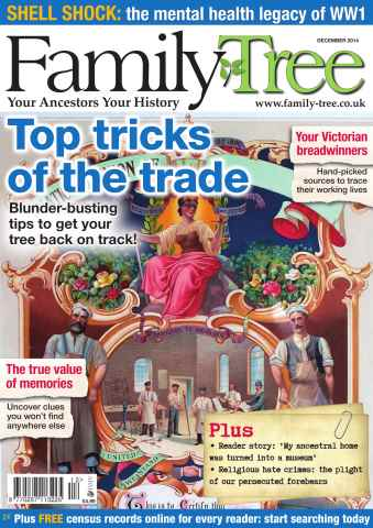 Family Tree issue Family Tree December 2014