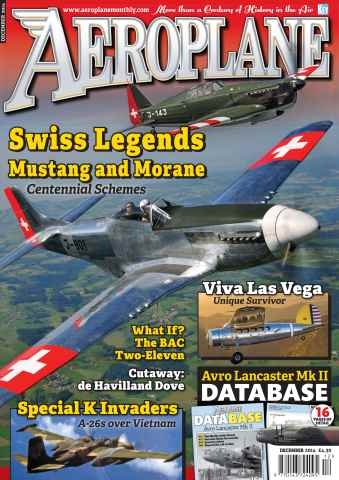 Aeroplane issue December 2014