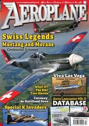 Aeroplane issue December 2014