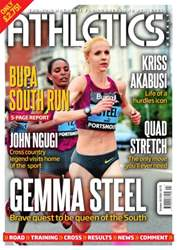 Athletics Weekly issue 30/10/2014