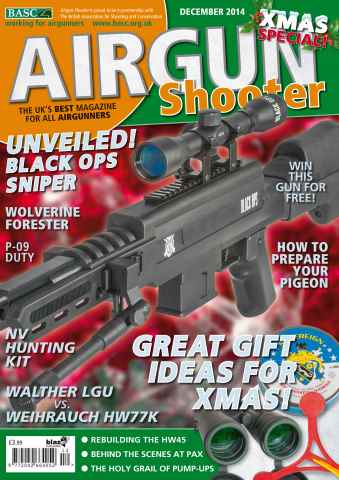 Airgun Shooter issue December 2014 - Issue 063