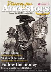 Discover Your Ancestors issue November 2014