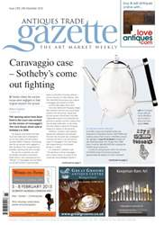Antiques Trade Gazette issue ATG Issue 2165