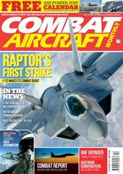 Combat Aircraft issue December 2014